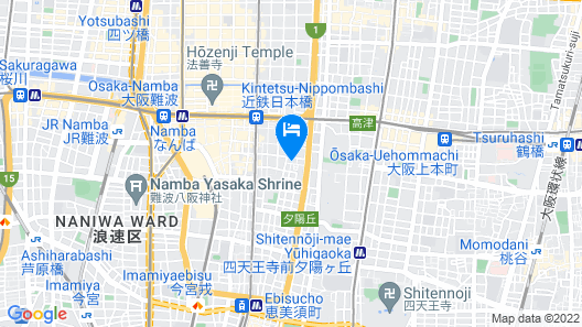 Ohma 2211 Map