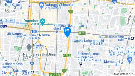 Nipponbashi-House II-A Map