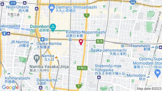 PG Kuromon Map