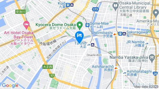 Taisho Terraced House Map