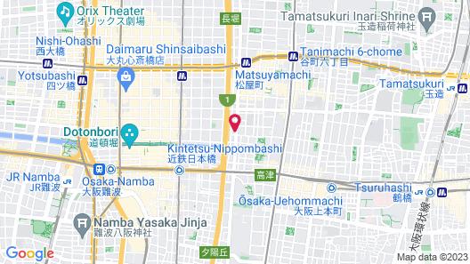 Nico Hotel Map