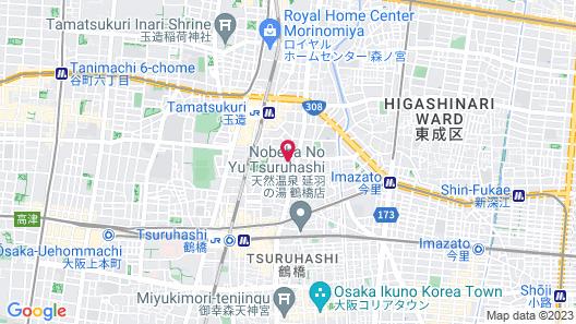 Galaxy Apartment Map
