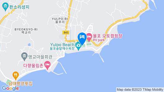 Boseong Davichi Condo Map