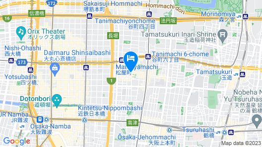 Apartment Soleil MAR0004E Map