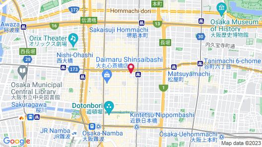 Hotel Kojan Map
