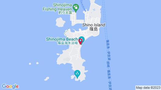 Shinojima Royal Hotel Kasuiso Map