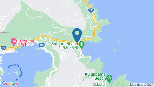Shimoda View Hotel Map