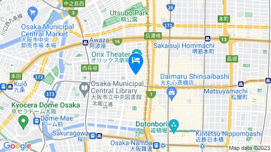 Elizabeth Garden Shinmachi Map