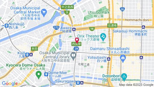 Bruyere Shinmachi (197-3) Map