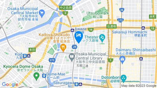FON-SU bed&breakfast Map