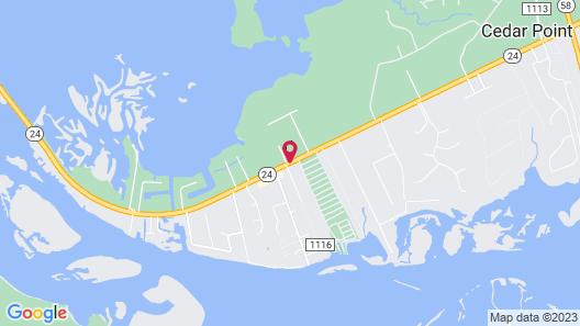Best Western Plus Silver Creek Inn Map