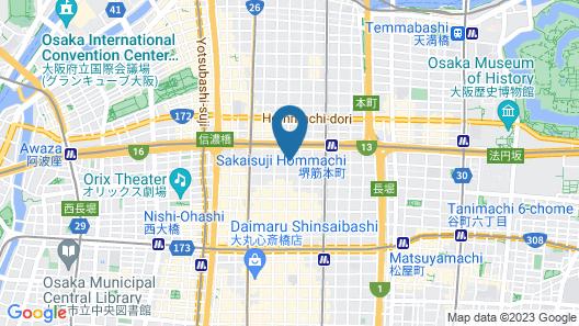 BL Nibiiro Map