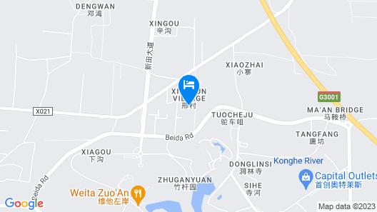 Grand Mercure Zhengzhou West Map