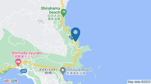 Villa Shirahama Map