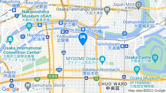 Sleepers - Hostel Map