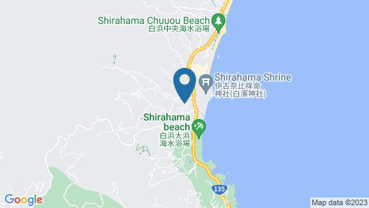 Hotel Sea Shell Map
