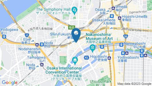 Guesthouse U-En - Hostel Map