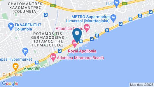 Londa Hotel Map