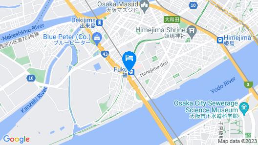 MIYADO NF 203 Map