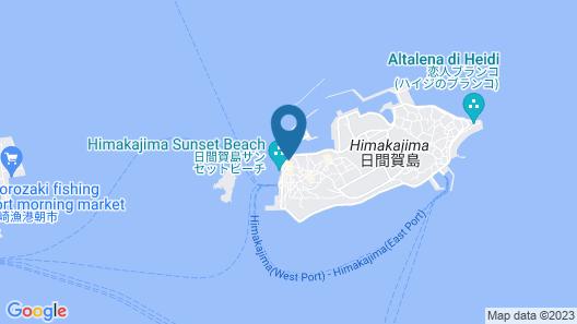 HIMAKAJIMA ISUZUKAN Map