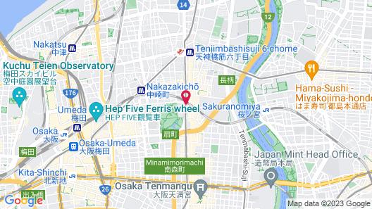Hotel Daiki Map