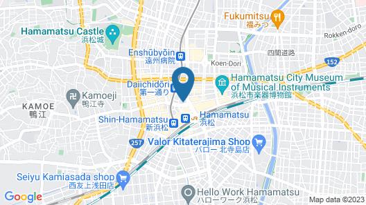 Kitanoniwa The Kuretakeso Map