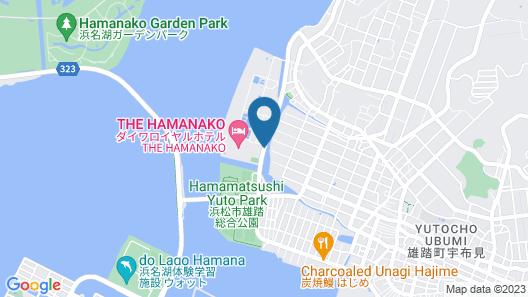 THE HAMANAKO Map