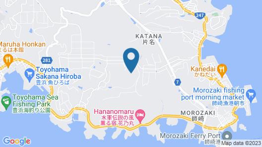 Hananomaru Map