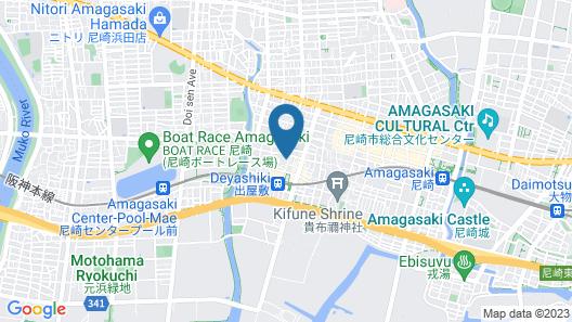 Takeyaso Inn Map