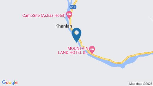 Arcadian Riverside Map