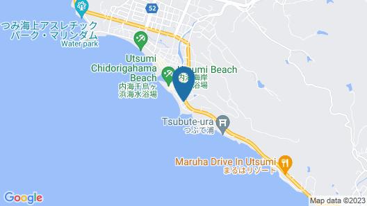 Guesthouse Hamachaya Map