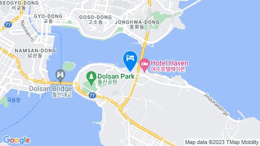 The Hotel Soo Map