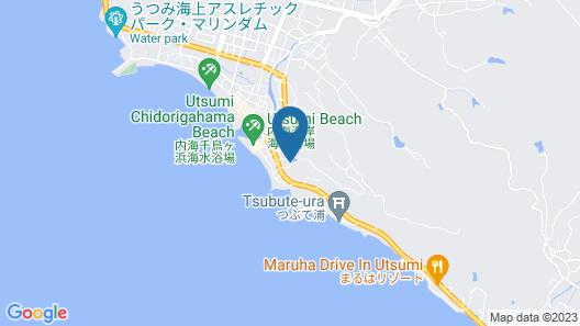 Guest House Yadokari Map