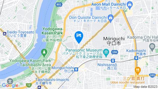 Guesthouse SAI - Hostel Map