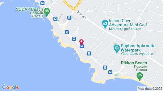 Aliathon Ionian Map