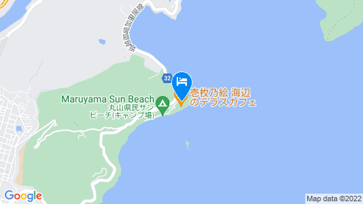 The Gran Resort Akou Map