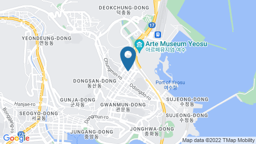 Big-O Show Guesthouse - Hostel Map