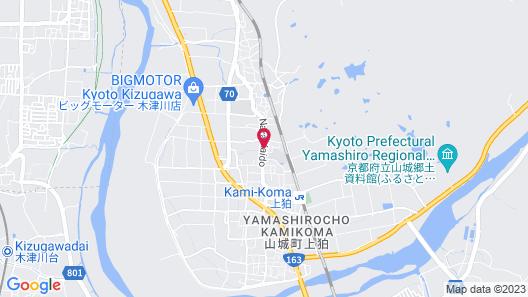 RakutenSTAY HOUSE × WILLSTYLE Kizugawa Map