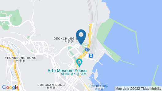 Hanok Hotel Odongjae Map