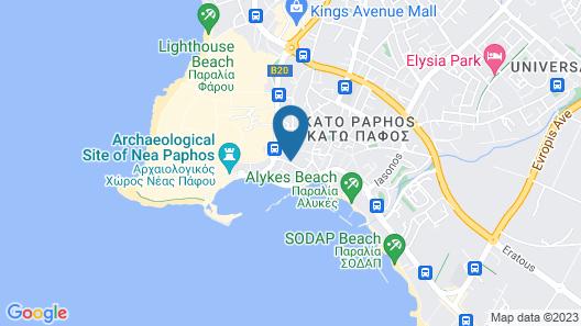 Basilica Holiday Complex Hotel Map
