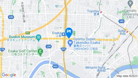 Sunny Stone Hotel II Map