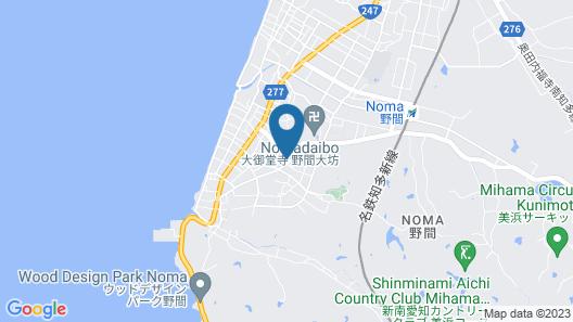 Momijiya Map