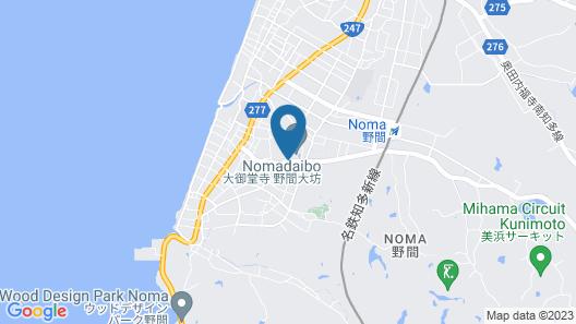 YAMANI RYOKAN Map