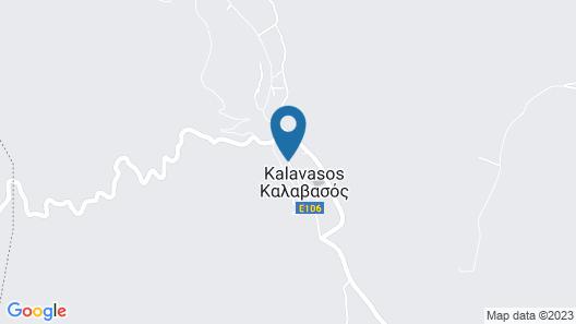 Kontoyiannis House Map