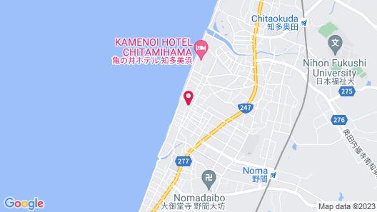 Minshuku Hikosukeso Map