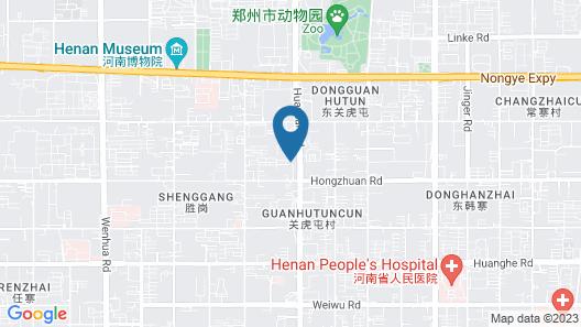 Days Hotel Hongyuan Map