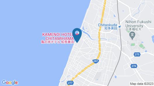 Kanponoyado Chita Mihama Map