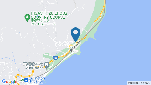 Izu Inatori Terrace - KANDO - Map