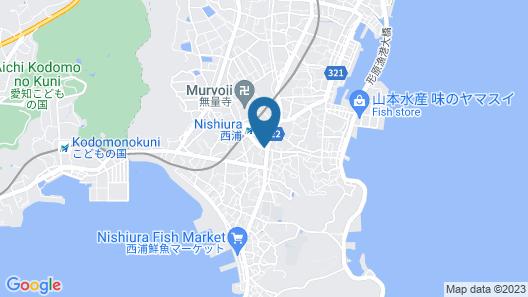 Hotel Tatsuki Map