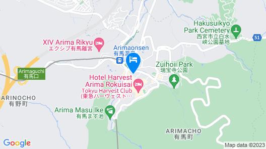 Waseido Zen Map